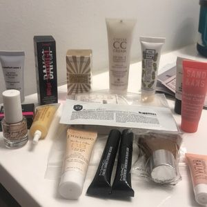 Other - Random lot of cosmetic and skin care samples